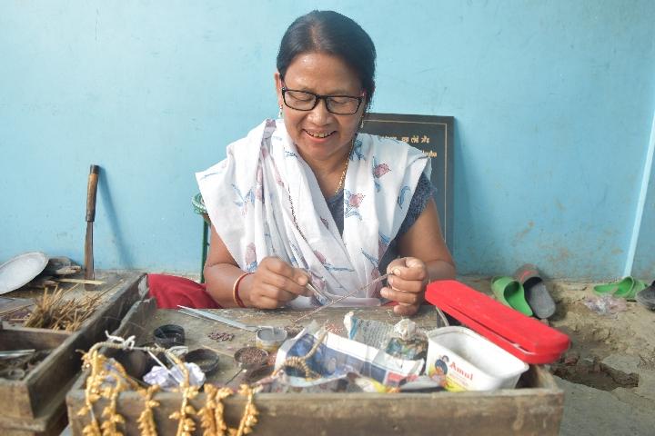 Wangkheimayum Indira Devi