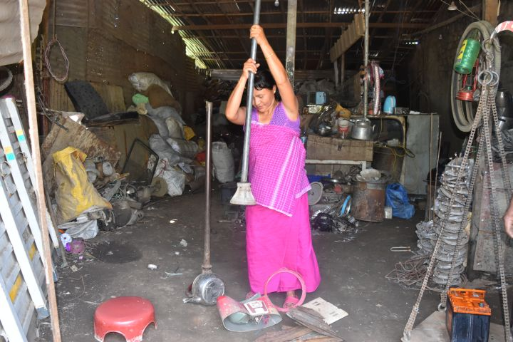 Thoibi Devi